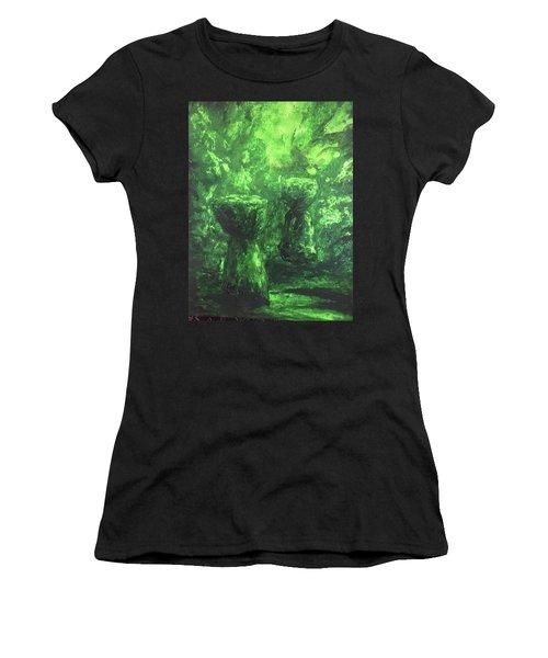 Sacred Latte Stones Women's T-Shirt