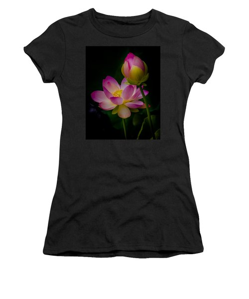 Sacred Water Lily 4 Women's T-Shirt