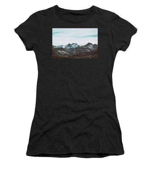 Saddle Mountain Morning Women's T-Shirt