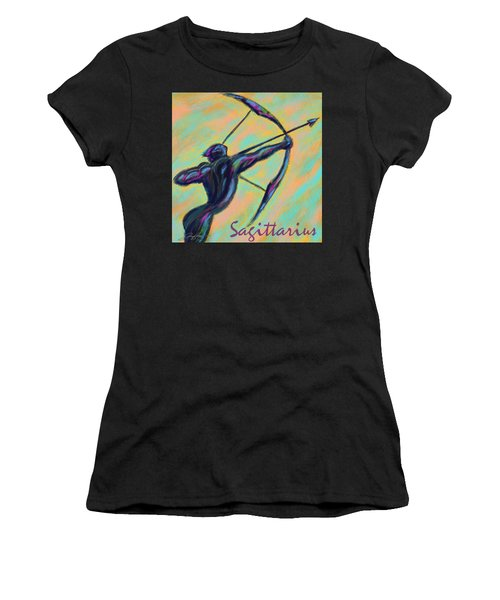 Sagittarius Women's T-Shirt (Athletic Fit)