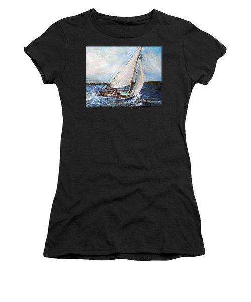 Sail Away Women's T-Shirt