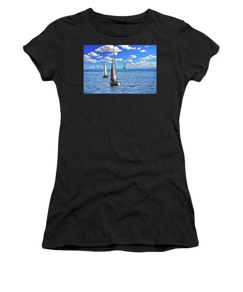 Sail Day Women's T-Shirt