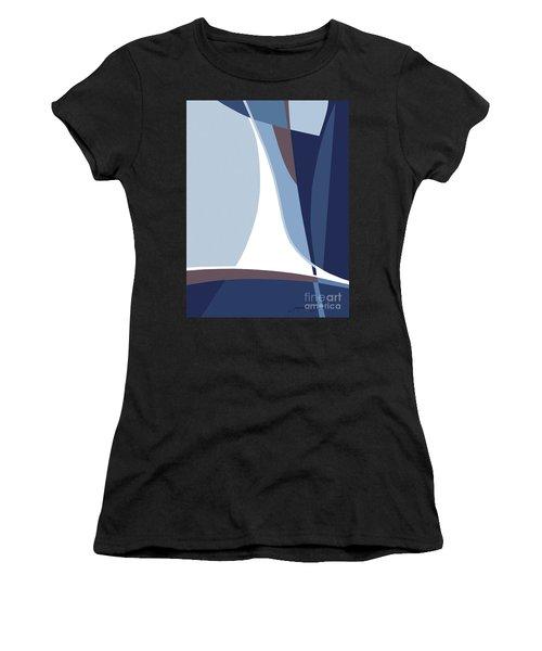 Sail Women's T-Shirt (Athletic Fit)
