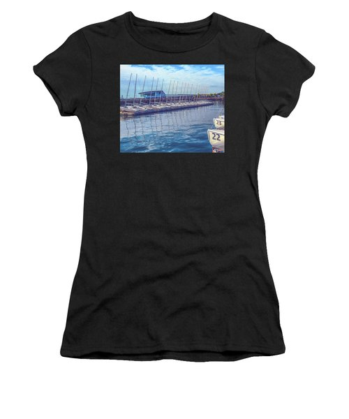 Sailboat Classes Women's T-Shirt (Athletic Fit)