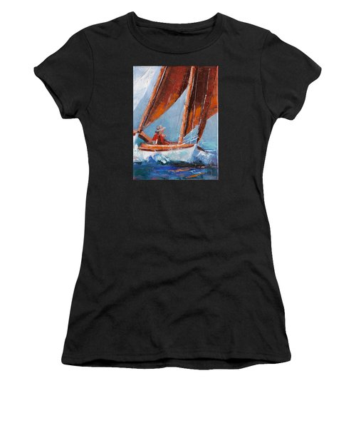 Sailboat Therapy Women's T-Shirt