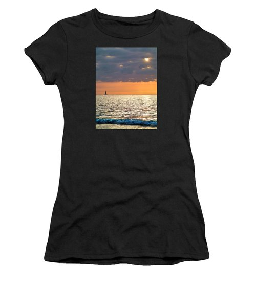 Sailing In The Sun Women's T-Shirt