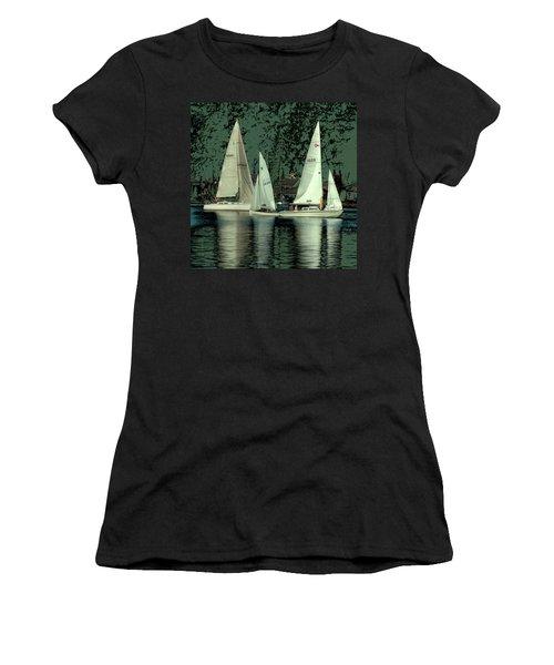 Sailing Reflections Women's T-Shirt