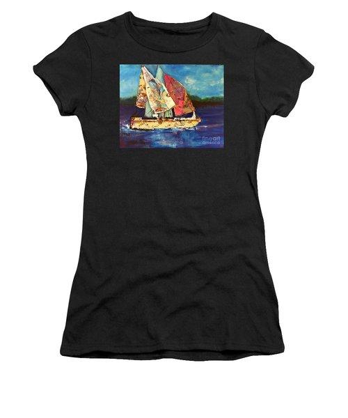 Sails Away Women's T-Shirt