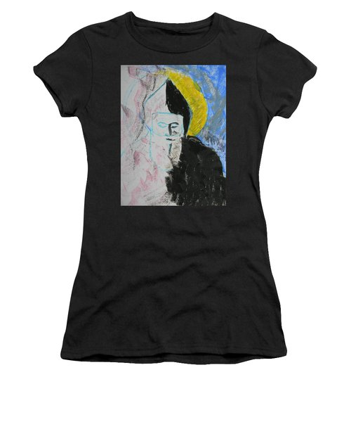 Saint Charbel Women's T-Shirt (Athletic Fit)