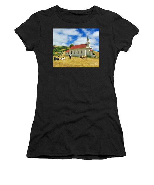 St. Mary's Visitors Women's T-Shirt