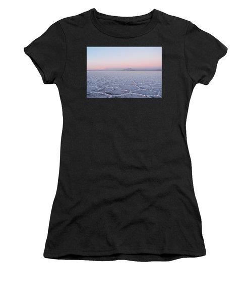 Salar De Uyuni No. 3-1 Women's T-Shirt (Athletic Fit)