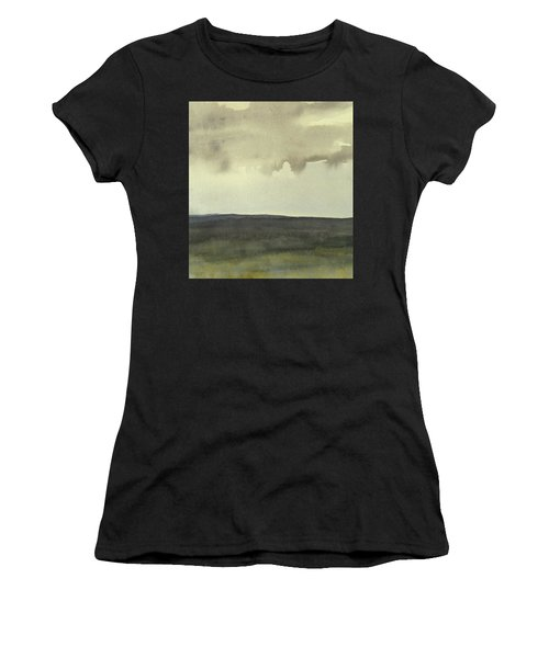 Salen Cloudy Weather. Up Tp 60 X 60 Cm Women's T-Shirt
