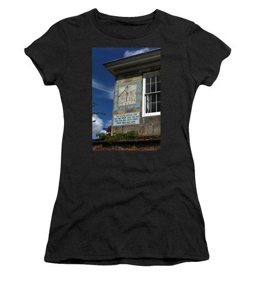 Salisbury Sundial Women's T-Shirt (Athletic Fit)