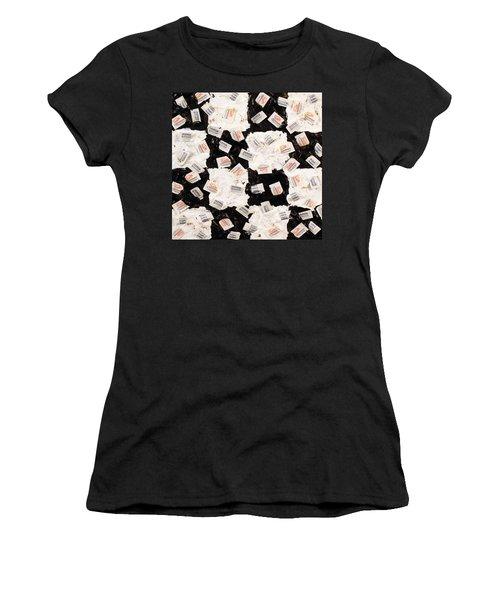 Salt And Pepper Women's T-Shirt (Junior Cut)