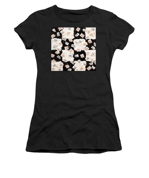 Salt And Pepper Women's T-Shirt (Athletic Fit)