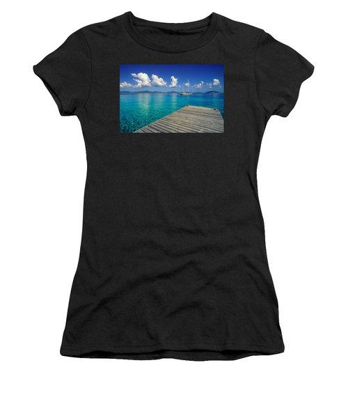 Salt Island Ancorage Women's T-Shirt