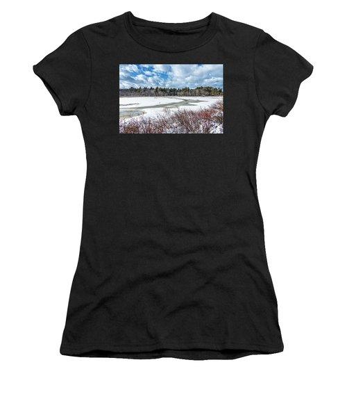 Salt Marsh Meander Women's T-Shirt