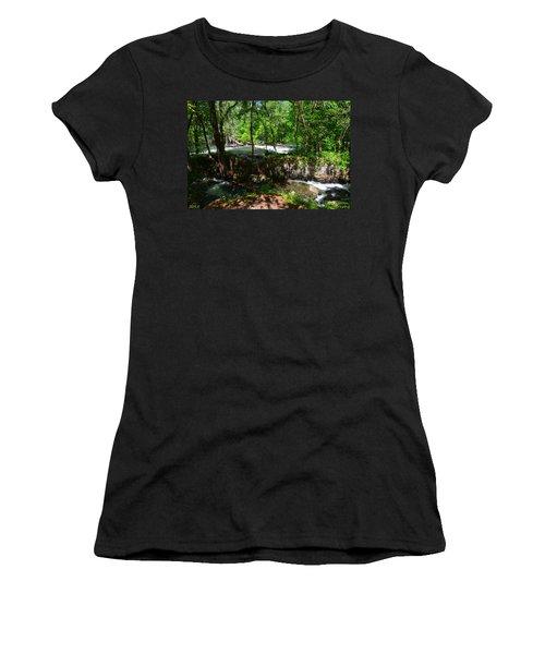 Saluda River Columbia Sc Women's T-Shirt