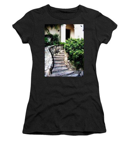 San Antonio Stairway Women's T-Shirt