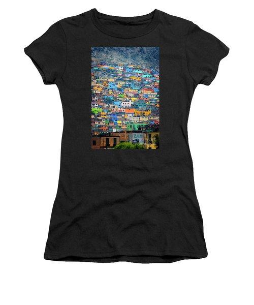 San Cristobal Women's T-Shirt (Athletic Fit)