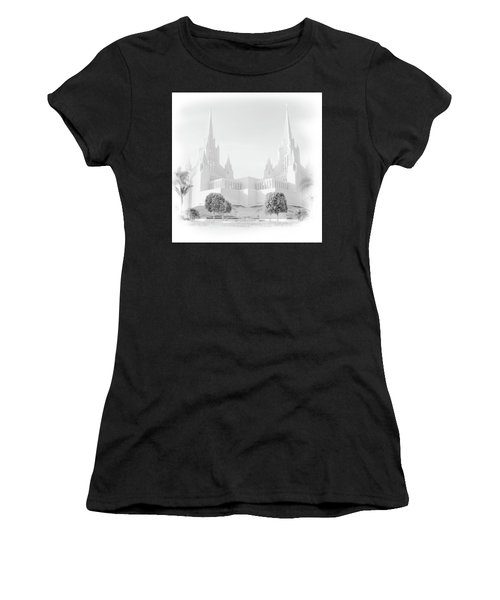 San Diego Lds Temple Women's T-Shirt