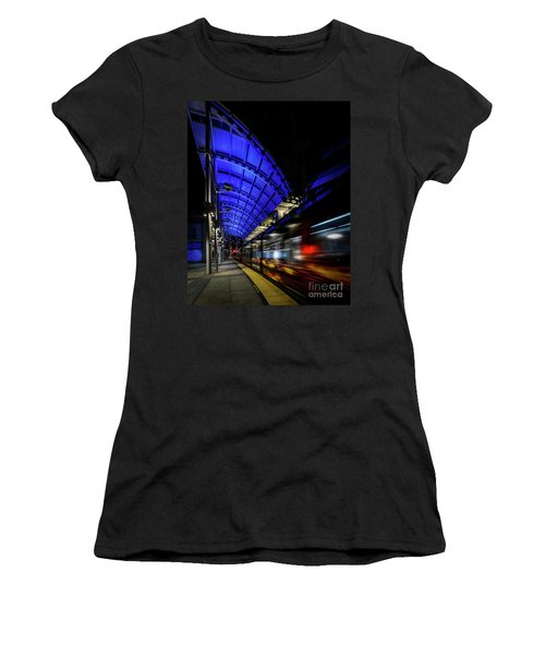 San Diego Trolley Women's T-Shirt (Athletic Fit)