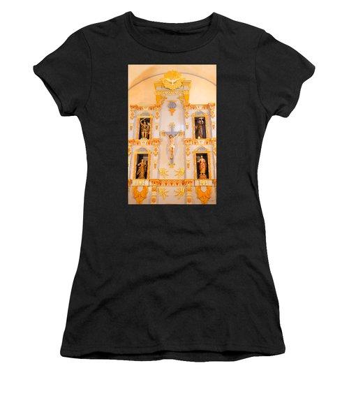 San Jose Chapel Women's T-Shirt (Athletic Fit)