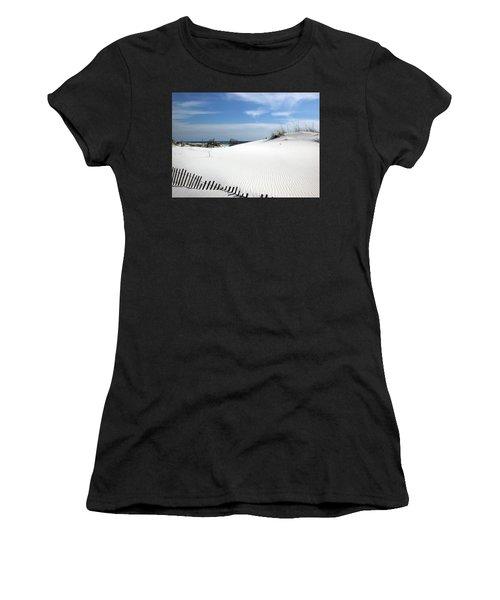 Sand Dunes Dream Women's T-Shirt (Athletic Fit)