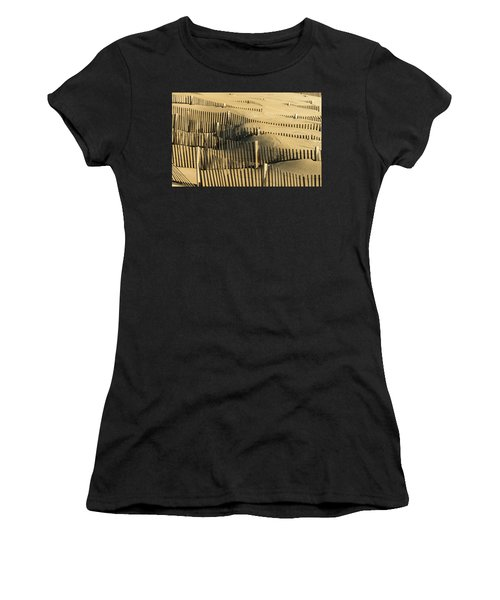 Sand Dunes Of The Outer Banks Women's T-Shirt