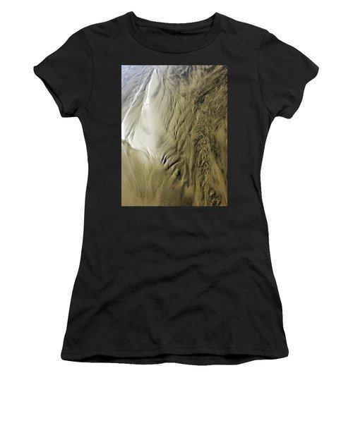 Sand Sculpture 3 Women's T-Shirt (Athletic Fit)