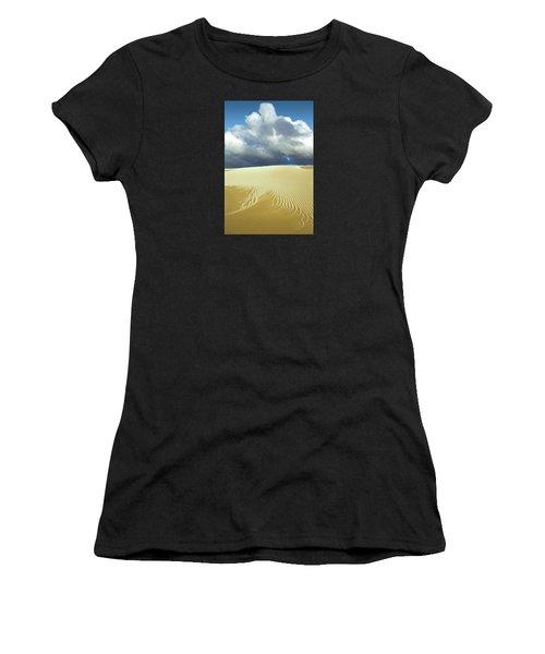 Sandanistas Women's T-Shirt (Athletic Fit)