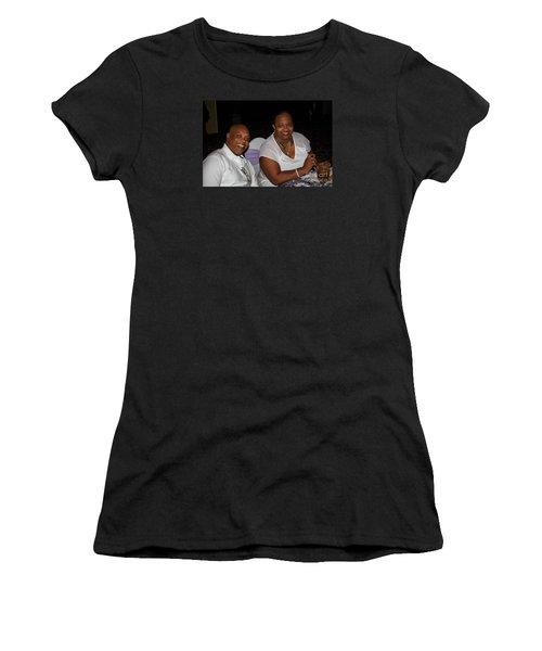 Sanderson - 4528 Women's T-Shirt (Athletic Fit)