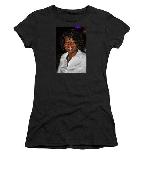 Sanderson - 4530 Women's T-Shirt (Athletic Fit)
