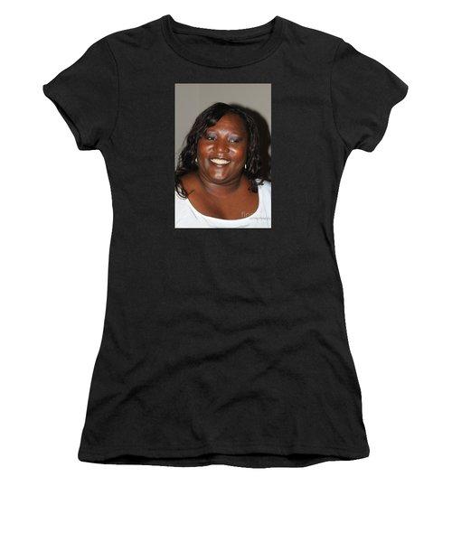 Sanderson - 4540 Women's T-Shirt (Athletic Fit)