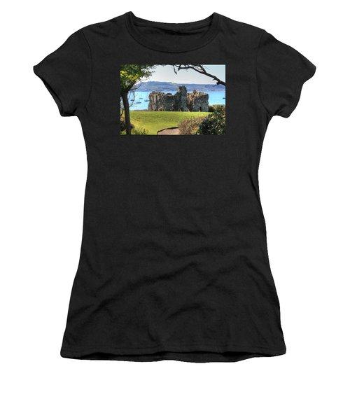Sandsfoot Castle With Portland Women's T-Shirt