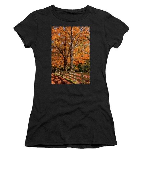 Sandwich Autumn Women's T-Shirt (Athletic Fit)