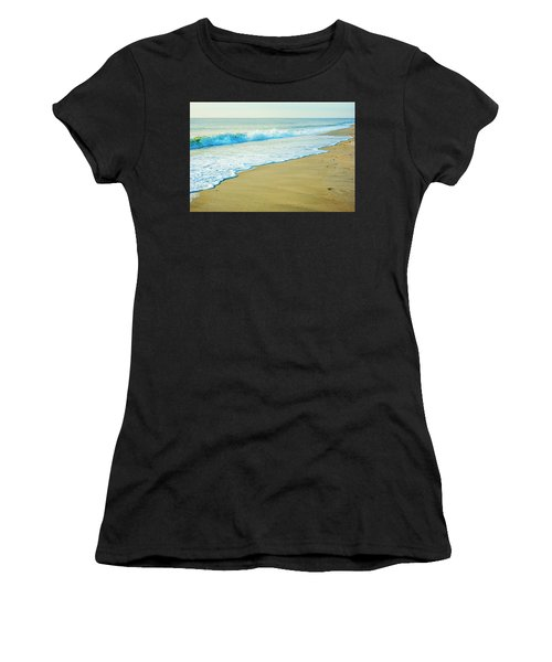 Sandy Hook Beach, New Jersey, Usa Women's T-Shirt