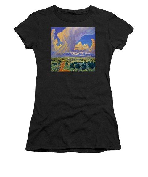 Sangre De Christo Passage Women's T-Shirt