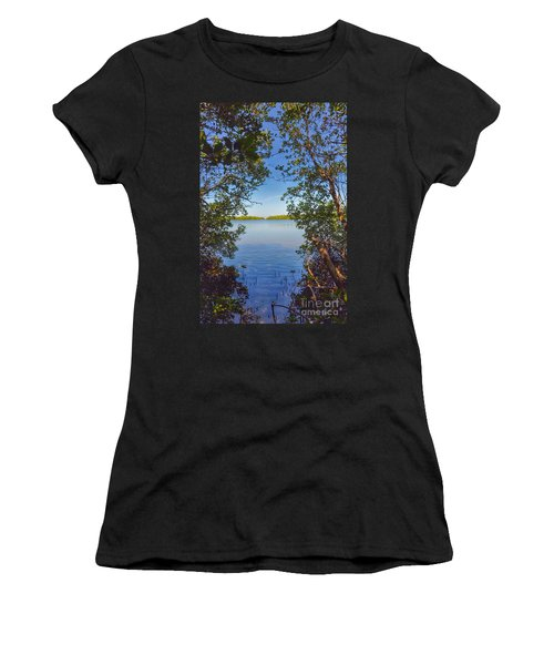 Sanibel Bay View Women's T-Shirt (Athletic Fit)