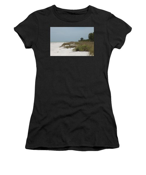 Sanibel Island Women's T-Shirt (Athletic Fit)