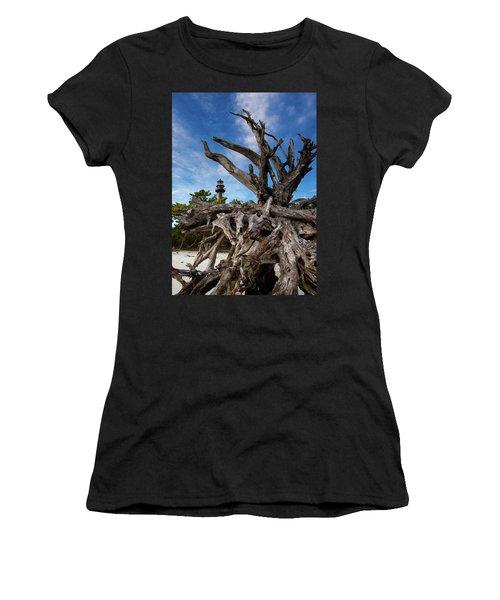Sanibel Lighthouse Women's T-Shirt