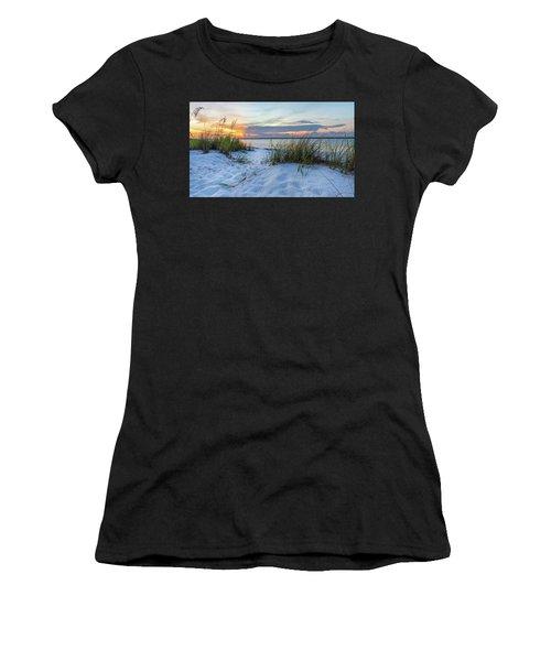 Santa Rosa Sound Sunset Women's T-Shirt