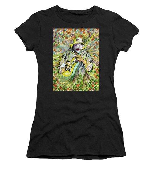 Santana's Sacred Fire Women's T-Shirt
