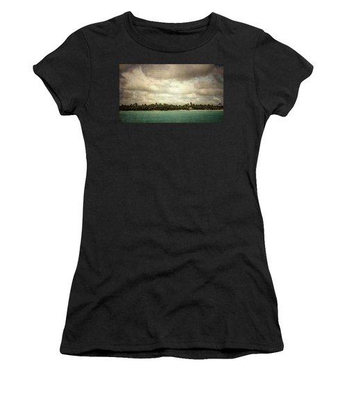 Saona Island , Santo Domingo Women's T-Shirt