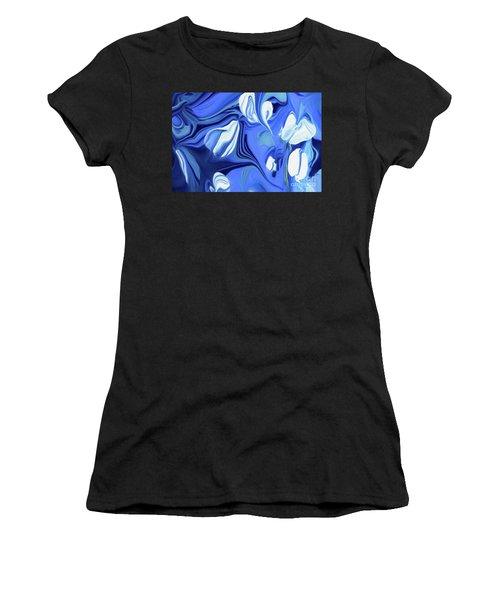 Sapphire Dreams Women's T-Shirt (Athletic Fit)