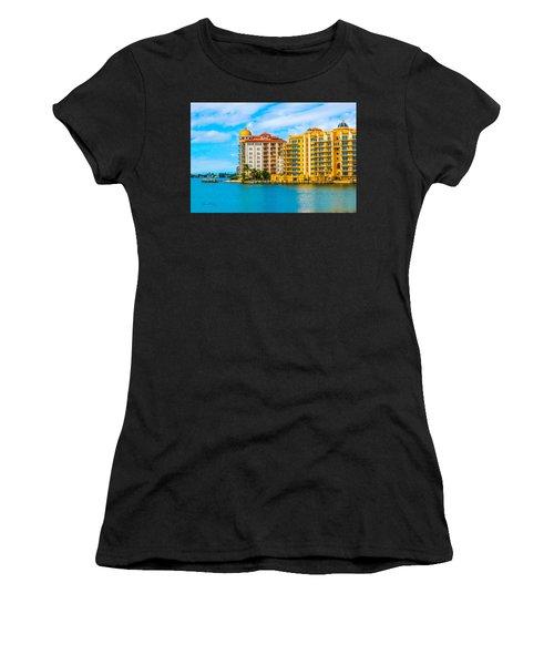 Sarasota Architecture Women's T-Shirt