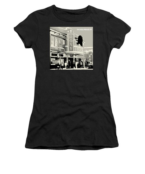 Saturday Night At The Roxy Women's T-Shirt