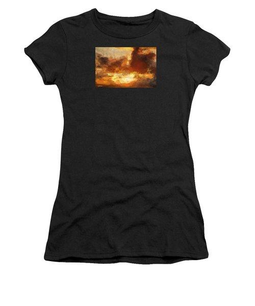 Saulriets Women's T-Shirt (Athletic Fit)