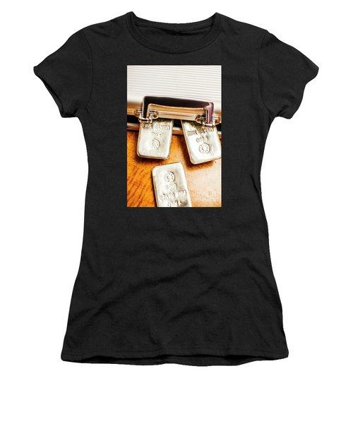 Saving For A Fiat Rainy Day Women's T-Shirt