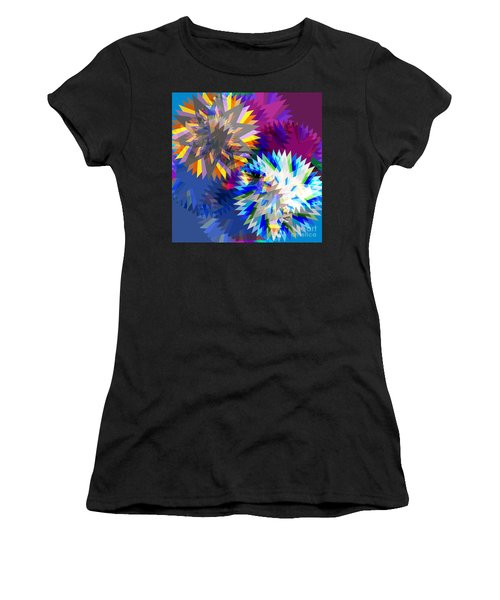 Saw Blade Women's T-Shirt (Athletic Fit)